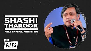 Shashi Tharoor: Political Outsider Who Won Over Millennial Hearts | Rare Interviews | Crux Files