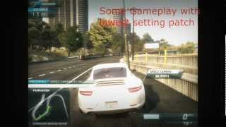 Repeat youtube video NFS Most Wanted Low Settings Patch (Low End PC)