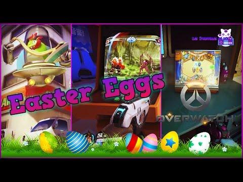 Easter Eggs l Overwatch l Español Latino - YouTube