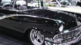 SEMA SHOW_PPG hot cars and bikes_2011