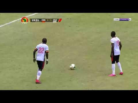 Congo 1–1 Uganda  2018 World Cup Qualif