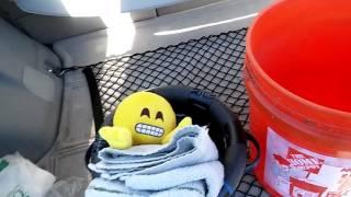 Car/Camping toilet...cheap, easy...