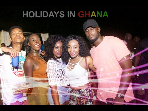 My Holiday in Ghana