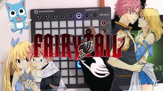 FAIRY TAIL MAIN THEME - Launchpad cover [+PROJECT FILE ] Eren T