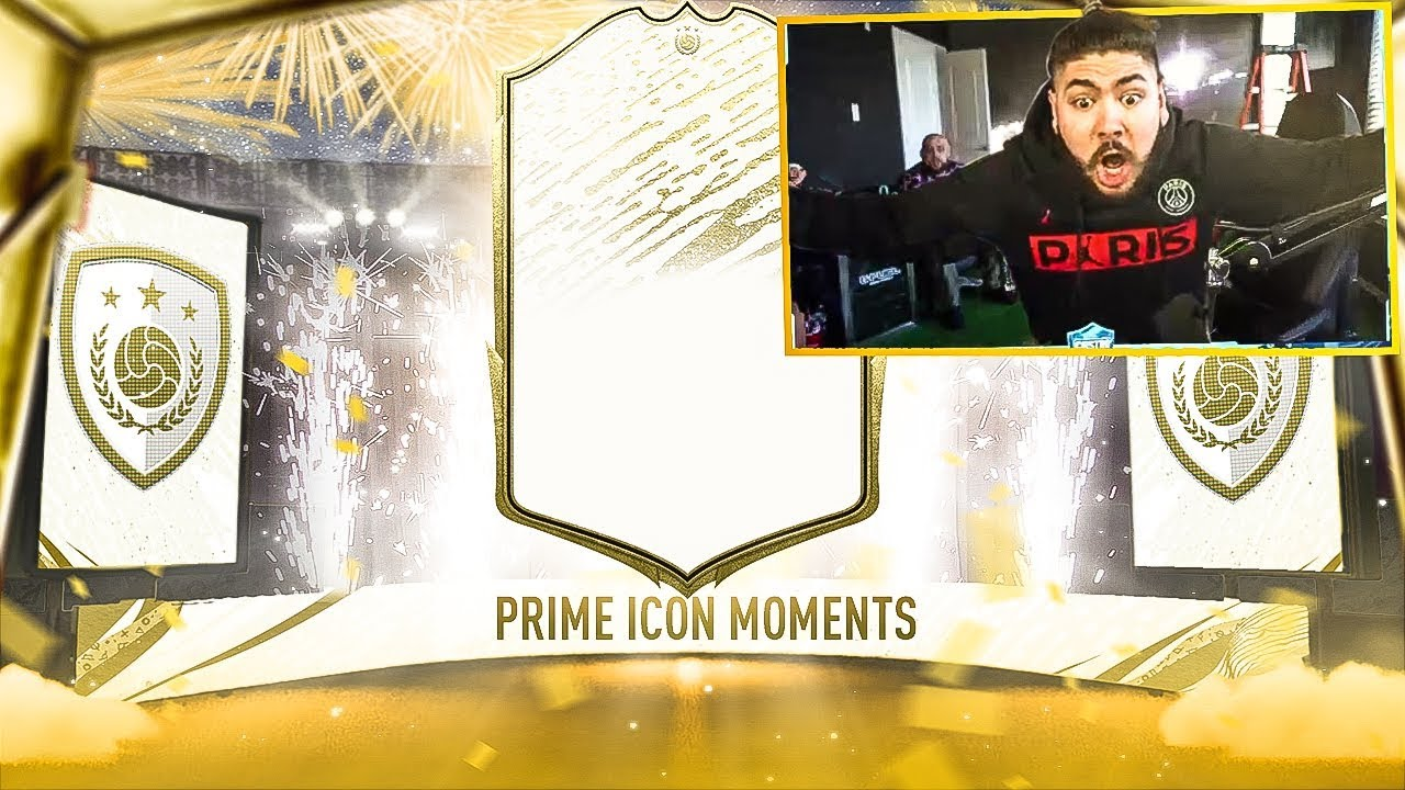 OMG I PACKED A PRIME MOMENTS ICON!!! FIFA 20 thumbnail