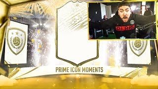 OMG I PACKED A PRIME MOMENTS ICON!!! FIFA 20