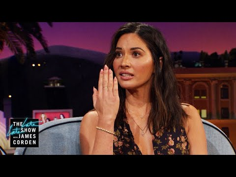 Olivia Munn Has To Manage A Big, Intense Family