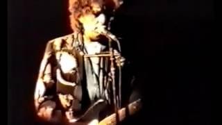 Bob Dylan Political World February 4, 1990 Hammersmith Odeon, London, UK