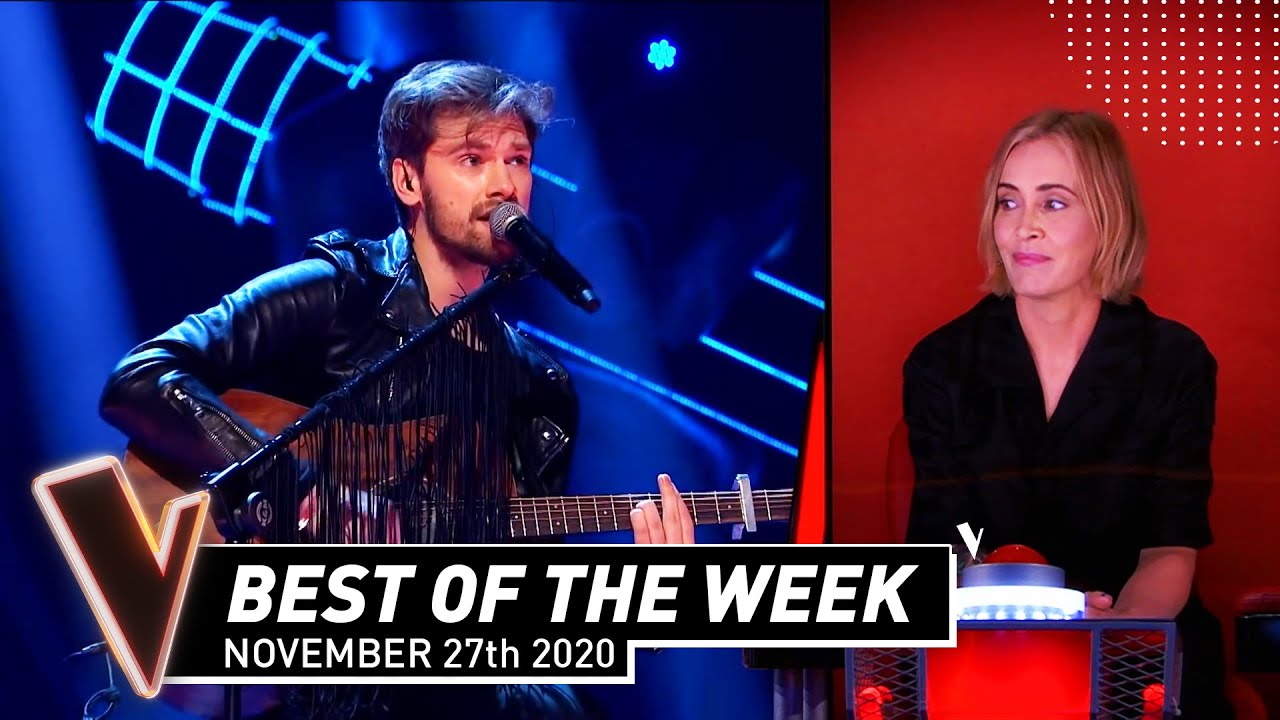 The best performances this week in The Voice | HIGHLIGHTS | 27-11-2020