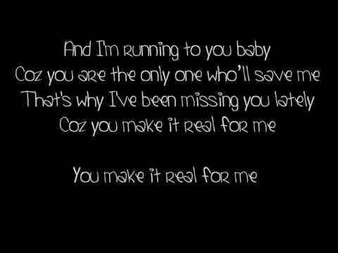 [Karaoke] James Morrison - You Make It Real