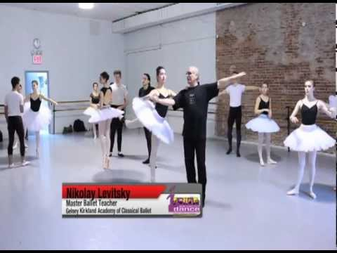 The Gelsey Kirkland Academy of Classical Ballet On Inside NYC Dance