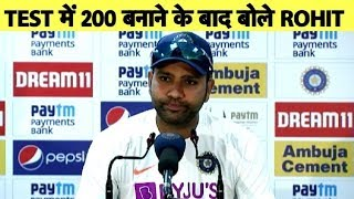 Waiting for the Overseas Challenge Says Double Centurion Rohit Sharma | Sports Tak