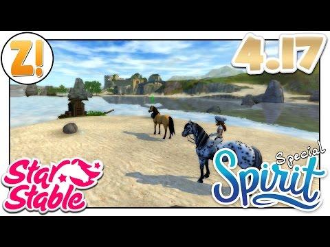 Star Stable [SSO]: Spirit direkt beim Apfelhain #4 - 2017 | Let's Play [DEUTSCH]