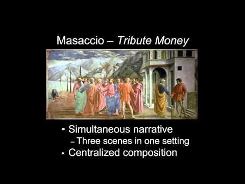 ARTH 2020/4037 15th Century Italian Renaissance Painting: Masaccio and Botticelli