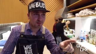видео Как приготовить гонконгские вафли