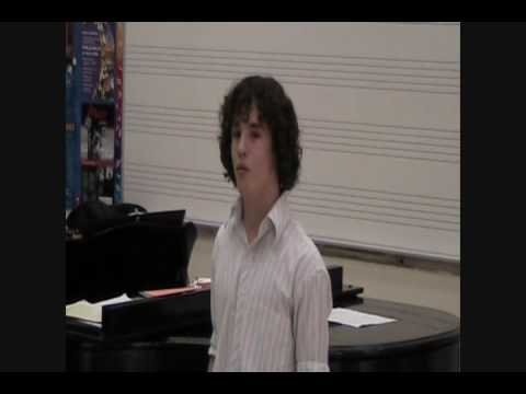 Solo and Ensemble - Ave Maria - Jeffrey Levinson
