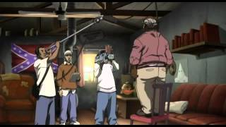 the boondocks uncle ruckus black 4 a day