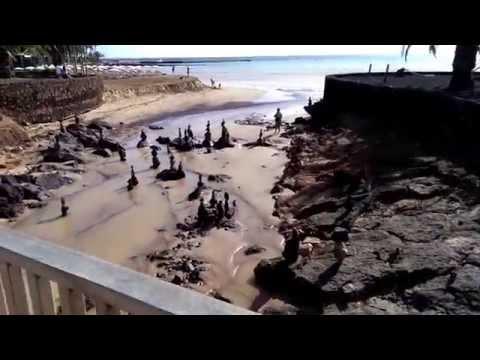 Lanzarote - Costa Teguise Strandpromenade