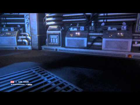 Alien: Isolation - The Trap: Restore Power To The Lab (Xenomorph Flamethrower Sequence) Gameplay PS4