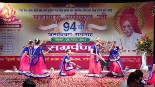 Dance   Chalo Bela Bambu Bechla   Dandia   Arya Samaj