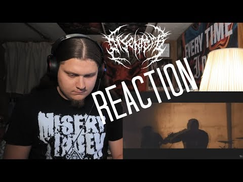 "DISENTOMB - ""THE DECAYING LIGHT"" [REACTION] 