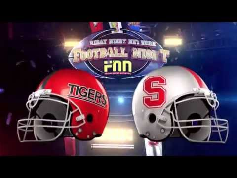 Cleburne County at Saks High School Football