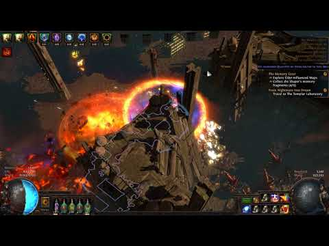 poe elder ring how to get elder and guardian spawns