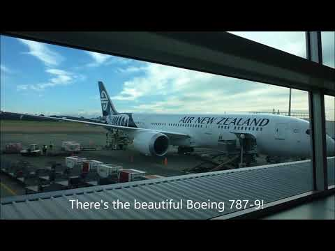 TRIP REPORT // Air New Zealand (Economy) // Christchurch - Auckland // Boeing 787-9 Dreamliner