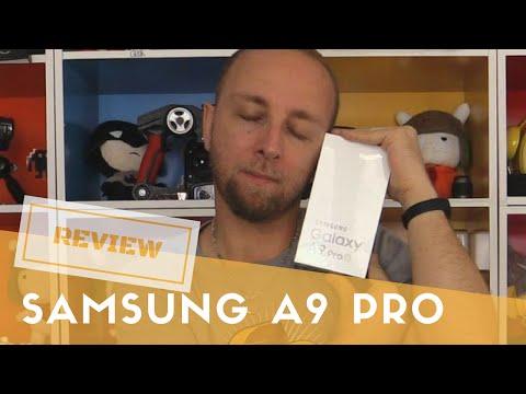 SAMSUNG GALAXY A9 PRO -  2 x moins cher qu