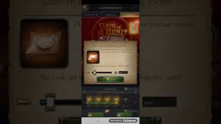Try your luck with 6m gold#Clash Of King#Mod Indonesia