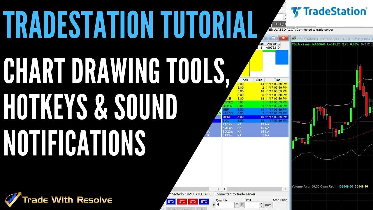 TradeStation Platform Tools I Learn TradeStation I Tradestation Tutorial