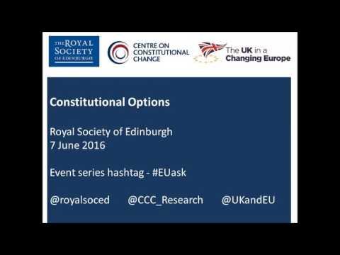 Constitutional Options