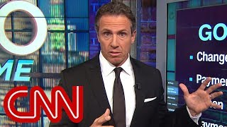 Chris Cuomo: Cohen tapes are a distraction