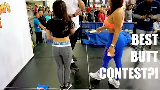 Best Butt Contest and MORE | The FitExpo San Jose 2016 | SDKFIT