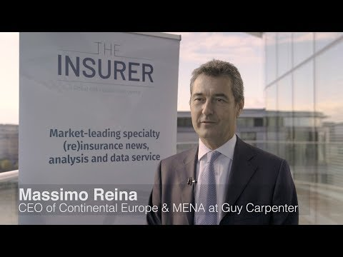 Guy Carpenter S Reina On The Evolution Of Reinsurance Buying In Europe And Mena News The Insurer