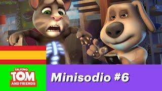 Talking tom and friends, minisodio #6 - hay una app para eso