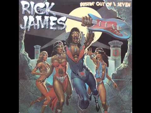 Rick James  Bustin Out