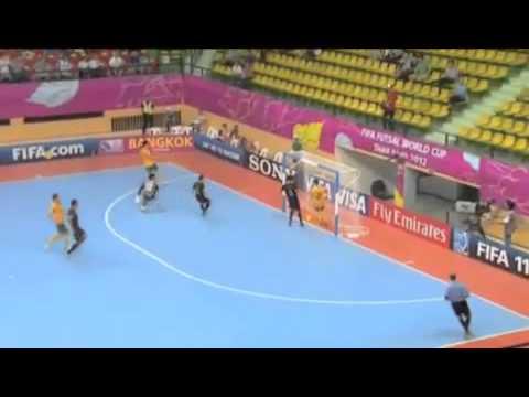 FIFA Futsal World Cup 2012   Australia 3 - 1 Mexico