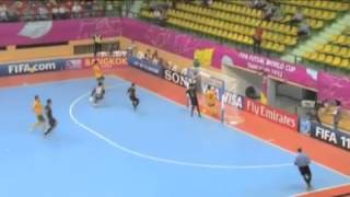 FIFA Futsal World Cup 2012 | Australia 3 - 1 Mexico