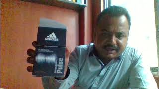 Unboxing Adidas Perfume Dynamic Pulse