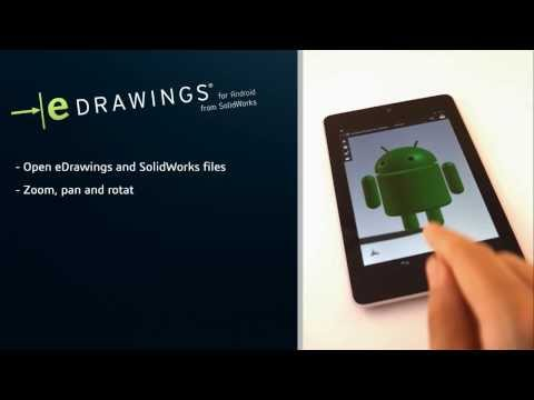eDrawings – Apps bei Google Play