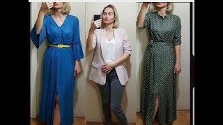 одежда с ТУРЕЦКИХ сайтов - 2 платья и пиджак / ИЗМИР ТУРЦИЯ
