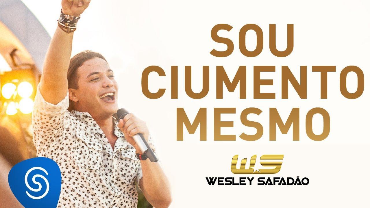 Wesley Safadao - Sou ciumento mesmo (BeatMix DjBatata CWB) Exclusiva