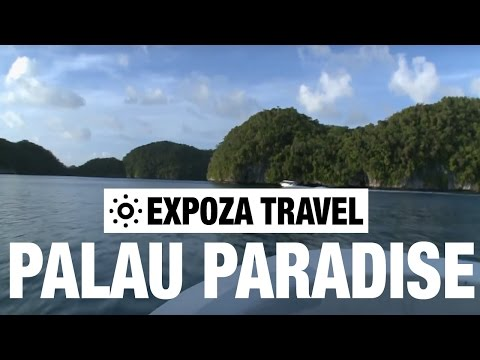 Palau Paradise (Oceania) Vacation Travel Wild Video Guide