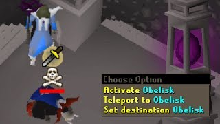 I used a simple trick to bait Deep Wild PKers