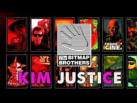 The Story and Games of the Bitmap Brothers  Kim Justice