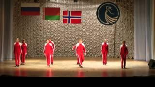 """Ансамбль современного танца """"Джокер"""" (г. Мурманск) - """"Уличные гонки"""""""