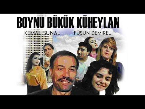 Boynu Bükük Küheylan - HD Türk Filmi