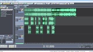 как пользоваться программой Adobe Audition 1.5