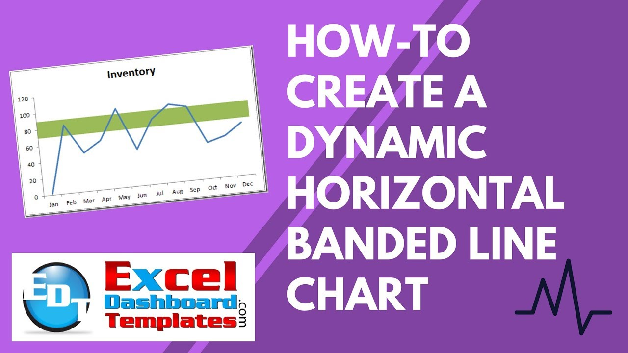 how to draw a horizontal line in excel